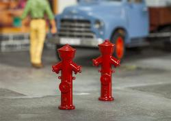 Water hydrants