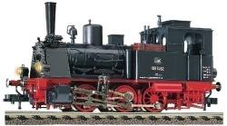 Dampflok BR 89.70, DB AC