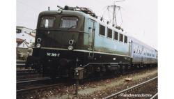 E-Lok BR 141,grün,Doppellok