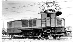 E-Lok E 60 Ursprungsausfuhrung