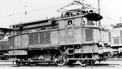E-Lok E 60 Umbauvariante, DB