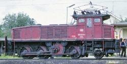 E-Lok BR 160 rot Verschublok