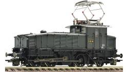 E-Lok E 60 08, DRG, Ep II, grau, SND, RO-Digi-Kupplung