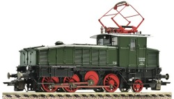 E-Lok E 60 05, DB, Ep III, grün, SND, RO-Digi-Kupplung