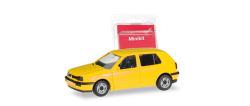 Minikit VW Golf III, gelb