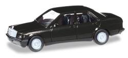 Minikit Mercedes-Benz 190 E, schwarz