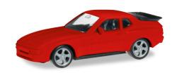 Minikit Porsche 944, rot