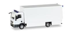 Minikit MAN TGL Koffer-LKW, weiß