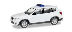 Minikit BMW X3, weiß
