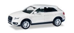 Audi Q3 metallic, Cuvéesilber metallic