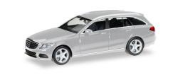 Mercedes-Benz C-Klasse T Elegance, silbermetallic