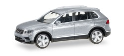 VW Tiguan, Tungsten Silver metallic