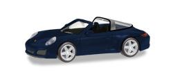 Porsche 911 Targa 4, nachtblau metallic