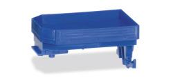 Zubehör Schwanenhals für Goldhofer Achslinien THP-SL, blau, 2 Stück
