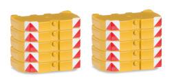 Zubehör Ballastgewichte für LR1600 Liebherr (10 Stück)