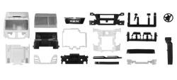 Teileservice Fahrerhaus MAN TGX XL Euro 6 mit WLB & Dachspoiler