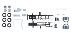 Teileservice Fahrgestell Volvo FH 13 mit CV