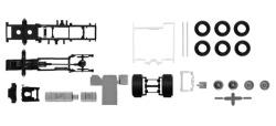 TS Fahrgestell Scania CS 20 mit CV