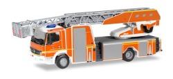 07.01. Mercedes-Benz Atego Rosenbauer Drehleiter Feuerwehr Ingolstadt