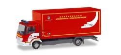 Mercedes-Benz Atego `10 Koffer-LKW Feuerwehr Eschwege GW Atemschutz