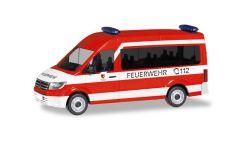 VW Crafter Bus HD MTW Feuerwehr Nürnberg-Neundorf