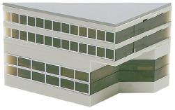 Flughafengebäude: Nebengebäude (hoch)