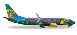 Boeing 737-800 TUIfly Haribo Tropifrutti