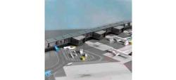 Scenix Amsterdam Airport Pier G Corridor & Pier H