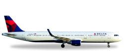 A321 Delta Air Lines