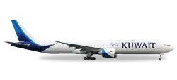 Boeing 777-300ER Kuwait Airways (new colors)