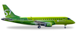 E170 S7 Airlines - new color