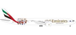 "B777-300ER Emirates ""HSV"""