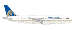 Airbus A320 United Airlines