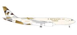Airbus A330-200F Etihad Cargo