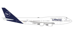 Boeing 747-400 Lufthansa - new 2018 colors