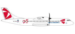 ATR-72-500 CSA Czech Airlines 95 Years
