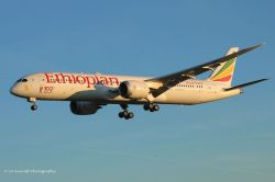 Boeing 787-9 Dreamliner Ethiopian Airlines
