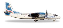 Antonov AN-24RV Yakutia Airlines