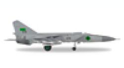 Mikoyan Gurevich MiG-25PD Libyan Air Force - 1025th Aerial Sqd