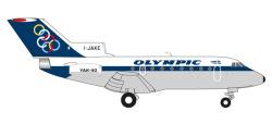 Yakovlev Yak-40 Olympic Airways