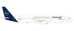 Airbus A321 Lufthansa Mannschaftsflieger