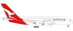 Airbus A380 Qantas - new colors