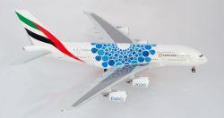 Airbus A380 Emirates - Expo 2020 Dubai Mobility