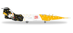 Lockheed RF-104G Starfighter Italian AF - 28? Grupo, 3? Stormo Strega