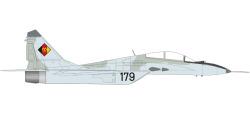 Mikoyan Gurevich MiG-29UB NVA/LSK - JG 3, Preschen AB