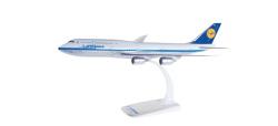 Boeing 747-8 Intercontinental Lufthansa Retro