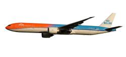 Boeing 777-300ER KLM Orange Pride