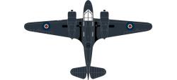 Airspeed Oxford PH 185 778 Sqn. Fleet Air Arm