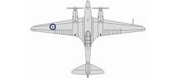 DH88 Comet K5084 RAF Martlesham