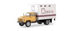 GAZ 52 Möbel-LKW (späte Version)